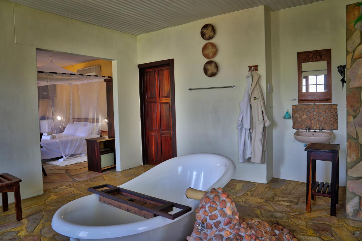 Tambuti Lodge family room